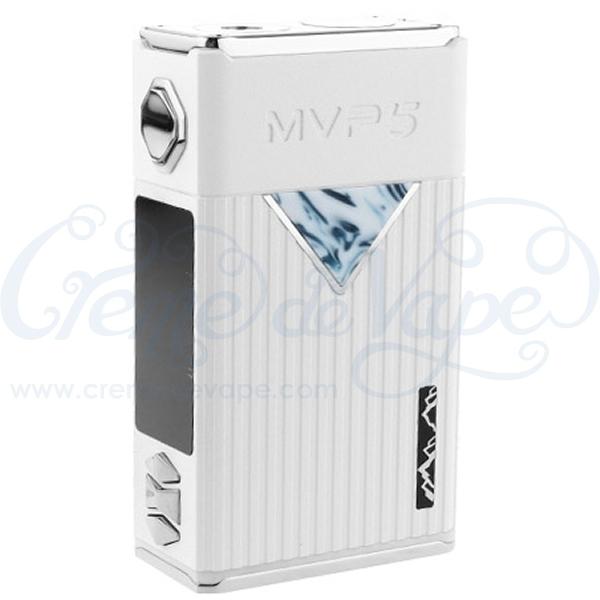 Innokin Mvp5 120w 5200mah Box Mod Creme De Vape