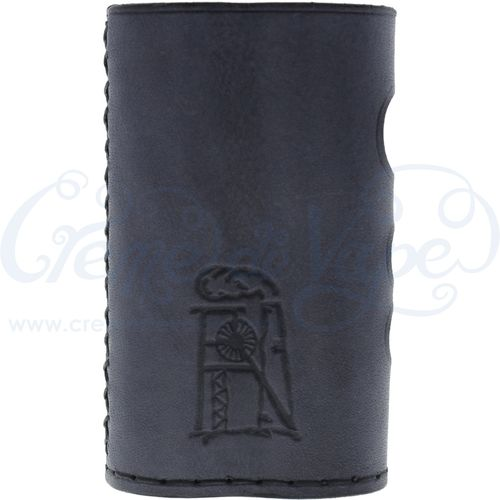 Leather Sleeve for Dani 21700 - Grey