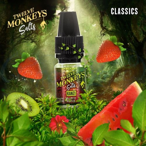 Kanzi Nic Salt by Twelve Monkeys - 10ml
