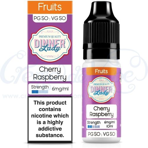 Cherry Raspberry by Dinner Lady - 10ml