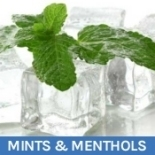 Mints and Menthol Flavours
