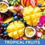 Tropical Fruit Flavours